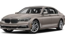 Colors, options and prices for the 2016 BMW 750