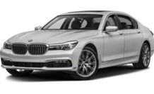 Colors, options and prices for the 2016 BMW 740