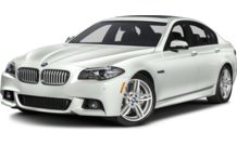 Colors, options and prices for the 2016 BMW 550