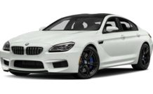 Colors, options and prices for the 2016 BMW M6 Gran Coupe