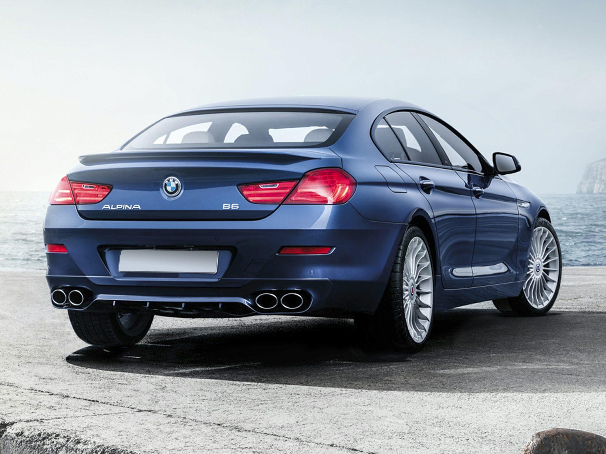 2018 BMW ALPINA B6 Gran Coupe Reviews, Specs and Prices | Cars.com