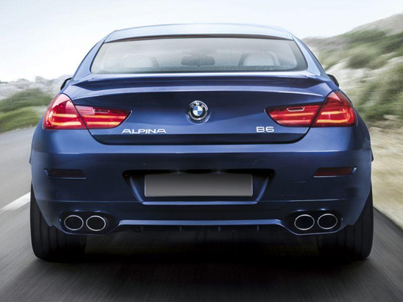 2017 BMW ALPINA B6 Gran Coupe Specs, Pictures, Trims ...