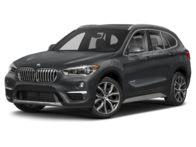Brief summary of 2016 BMW X1 vehicle information