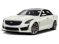 Brief summary of 2018 Cadillac CTS-V vehicle information