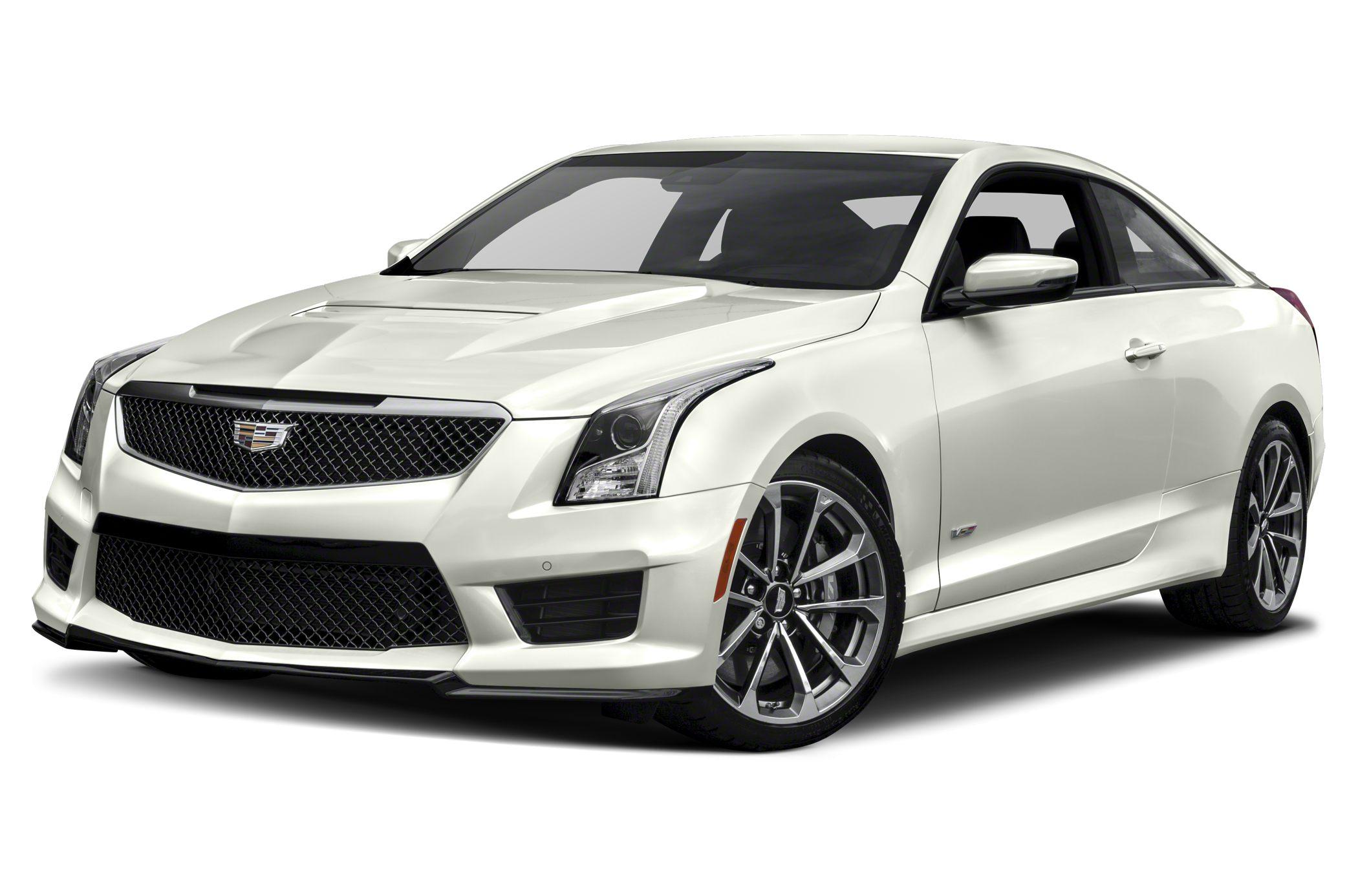 2018 Cadillac ATS-V Reviews, Specs and Prices | Cars.com