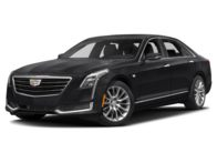 Brief summary of 2016 Cadillac CT6 vehicle information