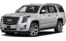 Colors, options and prices for the 2016 Cadillac Escalade