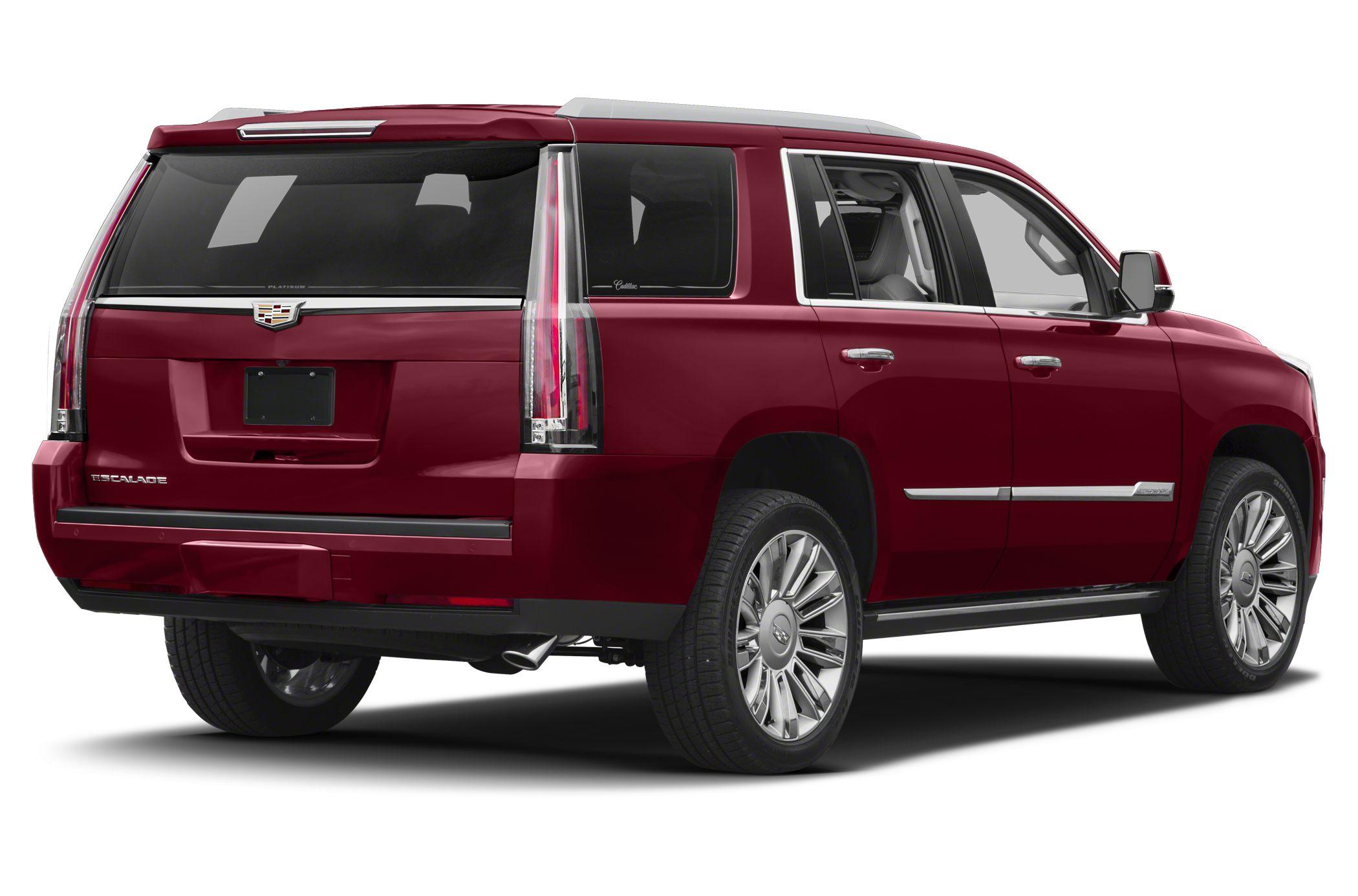 2017 Cadillac Escalade Reviews, Specs and Prices | Cars.com