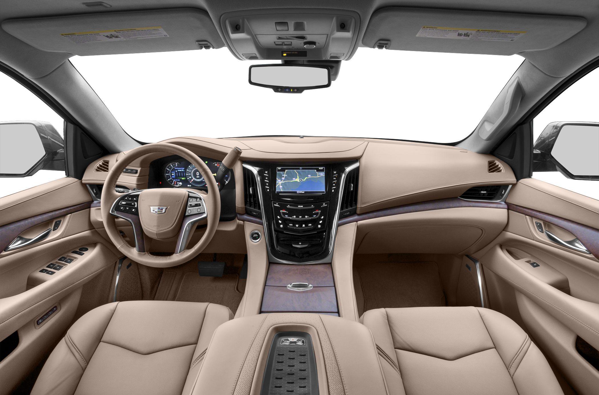 2017 Cadillac Escalade Reviews Specs And Prices Cars Com
