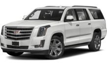 Colors, options and prices for the 2016 Cadillac Escalade ESV