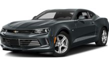 Colors, options and prices for the 2016 Chevrolet Camaro
