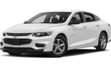 Colors, options and prices for the 2016 Chevrolet Malibu