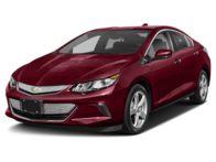 Brief summary of 2018 Chevrolet Volt vehicle information
