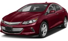Colors, options and prices for the 2016 Chevrolet Volt