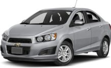 Colors, options and prices for the 2016 Chevrolet Sonic