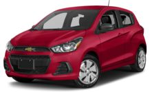 Colors, options and prices for the 2016 Chevrolet Spark