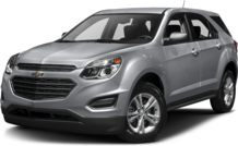 Colors, options and prices for the 2016 Chevrolet Equinox
