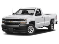 Brief summary of 2018 Chevrolet Silverado 1500 vehicle information