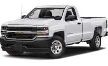 Colors, options and prices for the 2016 Chevrolet Silverado 1500
