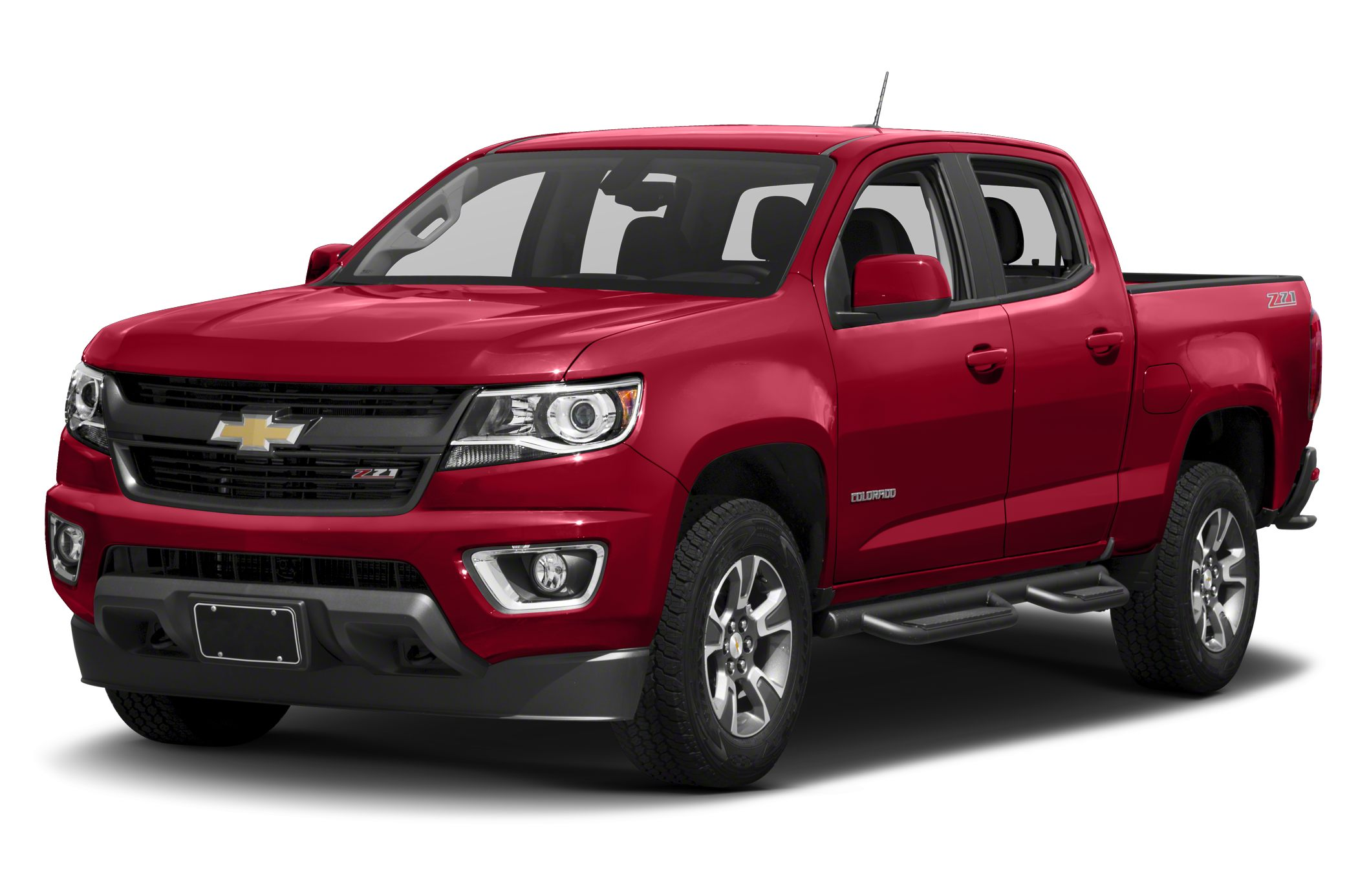 2017 Chevrolet Colorado Reviews Specs And Prices Cars Com