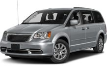 Colors, options and prices for the 2016 Chrysler Town & Country
