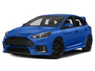 Brief summary of 2017 Ford Focus RS vehicle information