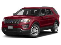 Brief summary of 2016 Ford Explorer vehicle information
