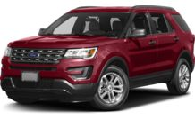 Colors, options and prices for the 2016 Ford Explorer