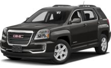 Colors, options and prices for the 2016 GMC Terrain