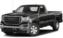 Colors, options and prices for the 2016 GMC Sierra 1500