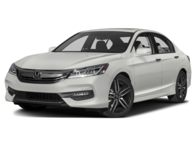 Brief summary of 2016 Honda Accord vehicle information