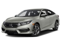 Brief summary of 2016 Honda Civic vehicle information