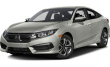 Colors, options and prices for the 2016 Honda Civic