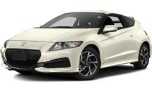 Colors, options and prices for the 2016 Honda CR-Z