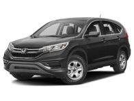 Brief summary of 2017 Honda CR-V vehicle information