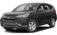 Colors, options and prices for the 2016 Honda CR-V