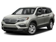 Brief summary of 2016 Honda Pilot vehicle information