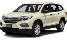 Colors, options and prices for the 2016 Honda Pilot