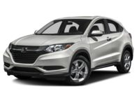 Brief summary of 2016 Honda HR-V vehicle information