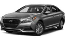 Colors, options and prices for the 2016 Hyundai Sonata Hybrid