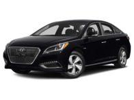 Brief summary of 2017 Hyundai Sonata Plug-In Hybrid vehicle information
