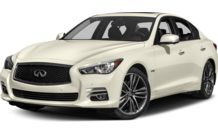 Colors, options and prices for the 2016 INFINITI Q50 Hybrid