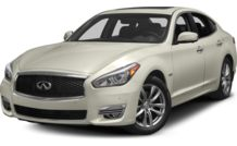 Colors, options and prices for the 2016 Infiniti Q70h