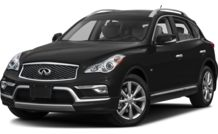 Colors, options and prices for the 2016 Infiniti QX50