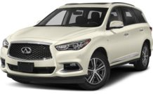 Colors, options and prices for the 2016 INFINITI QX60