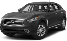 Colors, options and prices for the 2016 INFINITI QX70