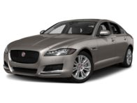 Brief summary of 2017 Jaguar XF vehicle information