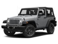 Brief summary of 2018 Jeep Wrangler JK vehicle information