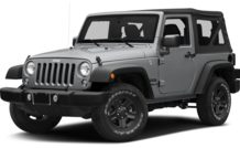 Colors, options and prices for the 2015 Jeep Wrangler