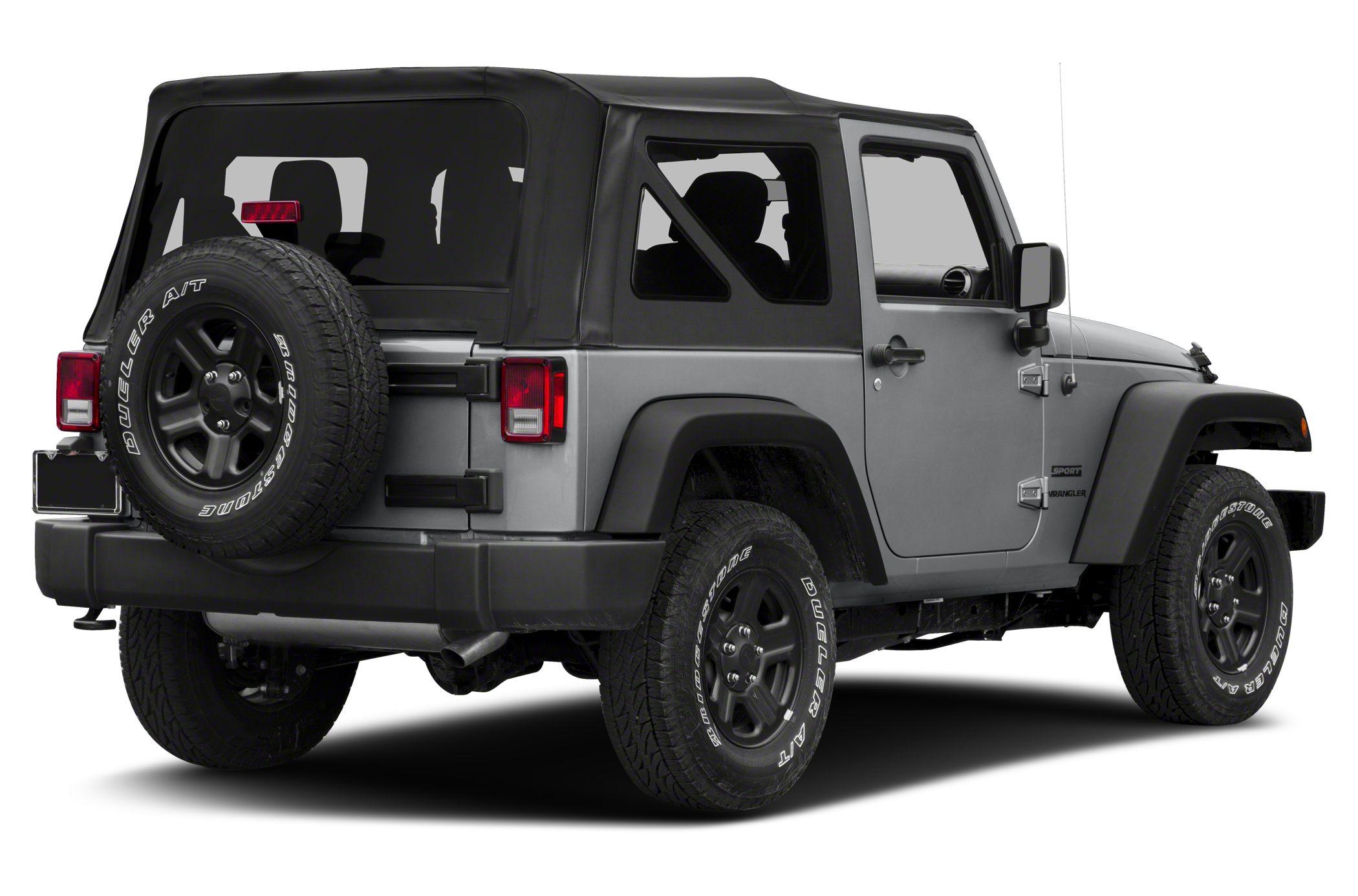 Jeep Wrangler Reviews Specs And Prices Cars Com